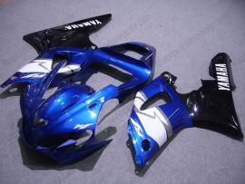 Yamaha YZF-R1 2000-2001 Injection ABS verkleidung - anderen - Blau/Weiß/Schwarz
