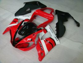 Yamaha YZF-R1 2000-2001 Injection ABS verkleidung - anderen - Rot/Schwarz/Weiß