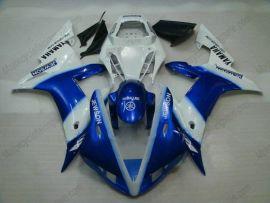 Yamaha YZF-R1 2002-2003 Injection ABS verkleidung - Jewson - Blau/Weiß