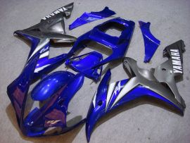 Yamaha YZF-R1 2002-2003 Injection ABS verkleidung - anderen - Blau/Grau