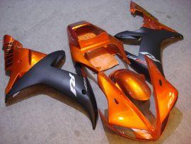 Yamaha YZF-R1 2002-2003 Injection ABS verkleidung - anderen - Orange/Schwarz