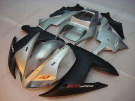 Yamaha YZF-R1 2002-2003 Injection ABS verkleidung - anderen - Silber/Schwarz