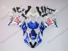 Yamaha YZF-R1 2004-2006 Injection ABS verkleidung - FIAT - Blau/Weiß