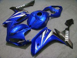 Yamaha YZF-R1 2007-2008 Injection ABS verkleidung - anderen - Blau/Schwarz