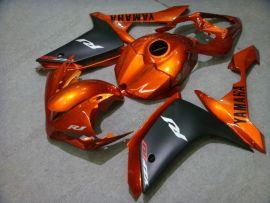Yamaha YZF-R1 2007-2008 Injection ABS verkleidung - anderen - Orange/Schwarz