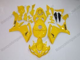 Yamaha YZF-R1 2007-2008 Injection ABS verkleidung - anderen - alle Gelb