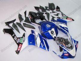 Yamaha YZF-R1 2007-2008 Injection ABS verkleidung - anderen - Blau/Weiß/Schwarz