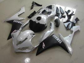 Yamaha YZF-R1 2007-2008 Injection ABS verkleidung - anderen - Weiß/Schwarz