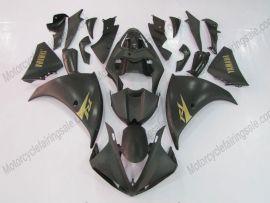 Yamaha YZF-R1 2009-2011 Injection ABS verkleidung - anderen - alle Schwarz(matte)