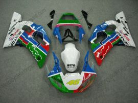 Yamaha YZF-R6 1998-2002 Injection ABS verkleidung - Dunlop - Farbe