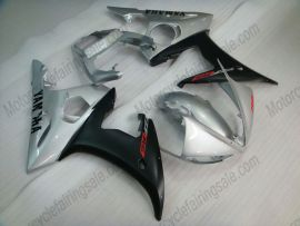 Yamaha YZF-R6 2005 Injection ABS verkleidung - anderen - Schwarz/Silber