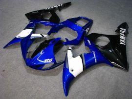 Yamaha YZF-R6 2005 Injection ABS verkleidung - anderen - Blau/Weiß/Schwarz