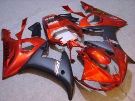 Yamaha YZF-R6 2005 Injection ABS verkleidung - anderen - Orange/Schwarz