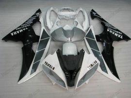 Yamaha YZF-R6 2008-2014 Injection ABS verkleidung - anderen - Schwarz/Weiß