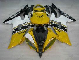 Yamaha YZF-R6 2008-2014 Injection ABS verkleidung - anderen - Gelb/Schwarz/Weiß