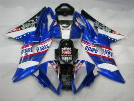 Yamaha YZF-R6 2008-2014 Injection ABS verkleidung - Sterilgarda - Blau