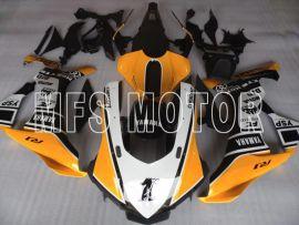 Yamaha YZF-R1 2015-2020 Einspritz-ABS-Verkleidung - Andere - Schwarz / Gelb / Weiß