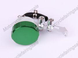 Öltank universal Bremskupplungsflüssigkeitsbehälter grün