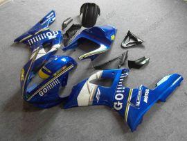 Yamaha YZF-R1 2000-2001 Injection ABS Race verkleidung - GO!!!!! - Blau/Weiß