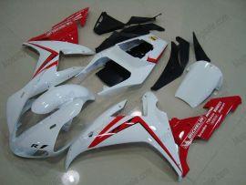 Yamaha YZF-R1 2002-2003 Injection ABS verkleidung - anderen - Weiß/Rot