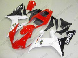 Yamaha YZF-R1 2002-2003 Injection ABS verkleidung - anderen - Weiß/Rot/Schwarz