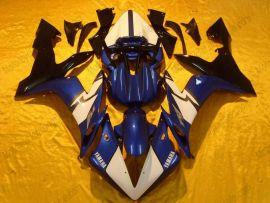 Yamaha YZF-R1 2004-2006 Injection ABS verkleidung - anderen - Blau/Weiß