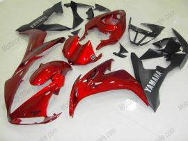 Yamaha YZF-R1 2004-2006 Injection ABS verkleidung - anderen - Rot/Schwarz