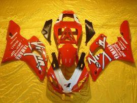 Yamaha YZF-R1 1998-1999 Injection ABS verkleidung - Dunlop - Rot/Weiß