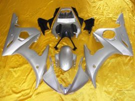 Yamaha YZF-R6 2003-2004 Injection ABS verkleidung - anderen - alle Silber