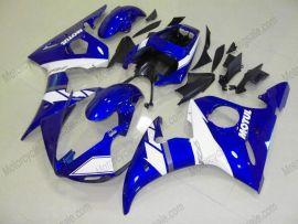 Yamaha YZF-R6 2003-2004 Injection ABS verkleidung - anderen - Blau/Weiß