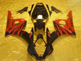 Yamaha YZF-R6 2003-2004 Injection ABS verkleidung - anderen - Rot/Schwarz