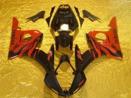 Yamaha YZF-R6 2005 Injection ABS verkleidung - anderen - Rot/Schwarz