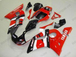 Yamaha YZF-R6 1998-2002 Injection ABS verkleidung - anderen - Rot/Schwarz