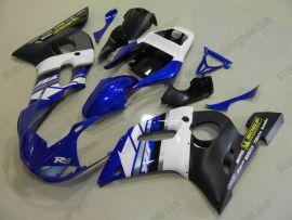 Yamaha YZF-R6 1998-2002 Injection ABS verkleidung - anderen - Schwarz/Weiß/Blau