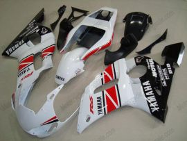 Yamaha YZF-R6 1998-2002 Injection ABS verkleidung - anderen - Weiß/Schwarz/Rot