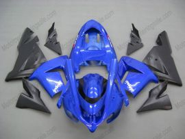 Kawasaki NINJA ZX10R 2003-2005 Injection ABS verkleidung - anderen - Blau/Schwarz