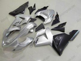 Kawasaki NINJA ZX10R 2003-2005 Injection ABS verkleidung - anderen - Silber/Schwarz