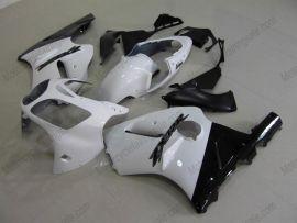 Kawasaki NINJA ZX12R 2000-2001 ABS verkleidung - anderen - Weiß/Schwarz