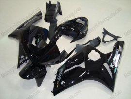 Kawasaki NINJA ZX6R 2003-2004 Injection ABS verkleidung - anderen - alle Schwarz