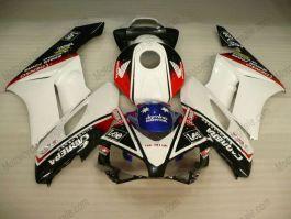 Honda CBR1000RR 2004-2005 Injection ABS verkleidung - Lee - Weiß/Schwarz