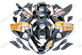 Honda CBR1000RR 2006-2007 Injection ABS verkleidung - HM plant - Schwarz
