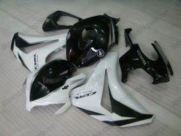 Honda CBR1000RR 2008-2011 Injection ABS verkleidung - Fireblade - Schwarz/Weiß