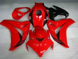 Honda CBR1000RR 2008-2011 Injection ABS verkleidung - anderen - Rot/Schwarz