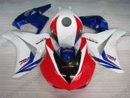 Honda CBR1000RR 2008-2011 Injection ABS verkleidung - anderen - Weiß/Blau/Rot