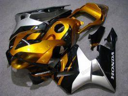 Honda CBR 600RR F5 2003-2004 Injection ABS verkleidung - anderen - Golden/Schwarz/Silber