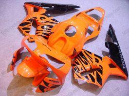Honda CBR 600RR F5 2003-2004 Injection ABS verkleidung - anderen - Orange/Schwarz