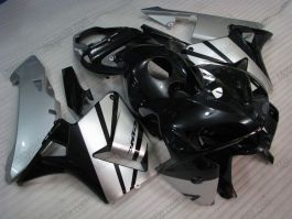 Honda CBR 600RR F5 2005-2006 Injection ABS verkleidung - anderen - Schwarz/Silber