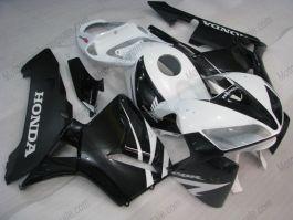 Honda CBR 600RR F5 2005-2006 Injection ABS verkleidung - anderen - Schwarz/Weiß
