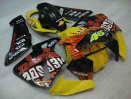Honda CBR 600RR F5 2005-2006 Injection ABS verkleidung - Rossi - Farbe