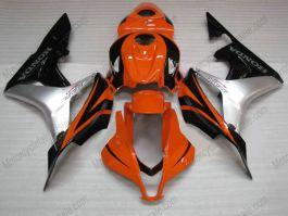 Honda CBR 600RR F5 2007-2008 Injection ABS verkleidung - anderen - Orange/Schwarz/Silber
